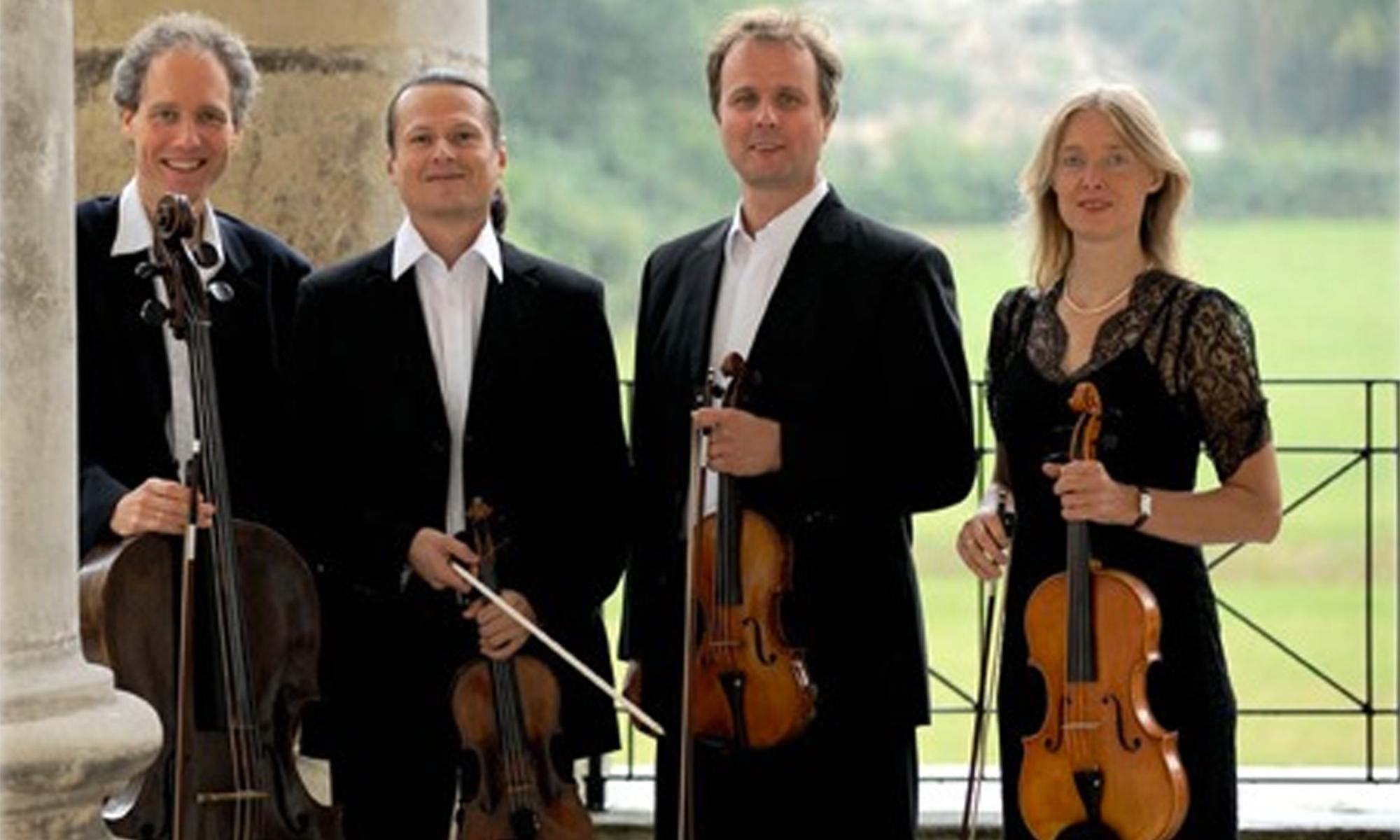 Haydn Quartett de Vienne