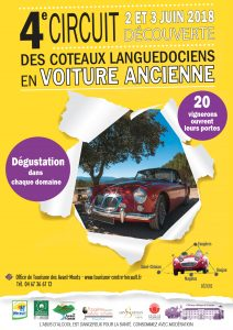 Circuit des coteaux languedociens