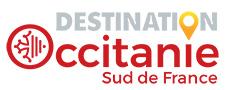 Logo destination Occitanie Sud de France